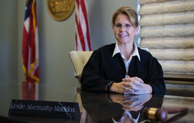 Judge Abernathy-Maddox