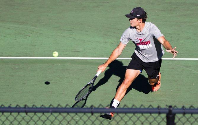 Lambert tennis reach state championship