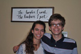 Joe Dumphy Scholarship '17