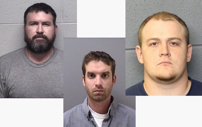 Sex offenders Vincent, Matthew, Patrick