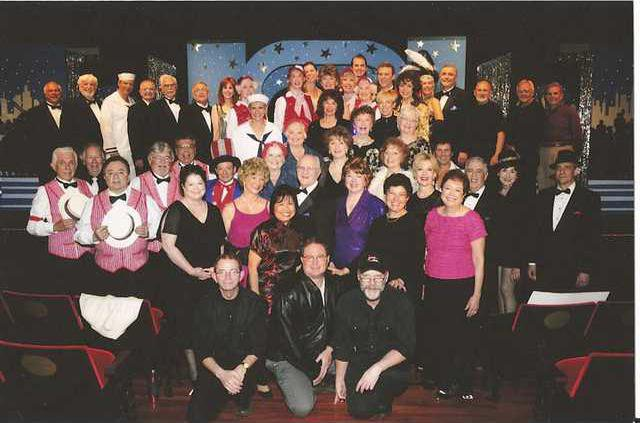Follies Cast Photo
