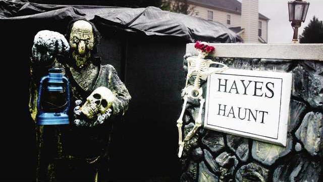 Hayes Haunt 2 es