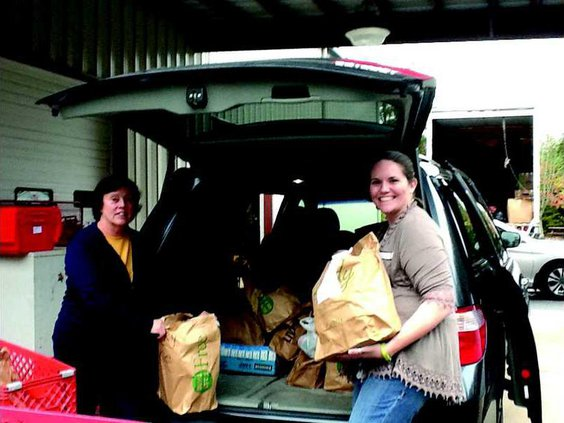 web The Place Thanksgiving food drive