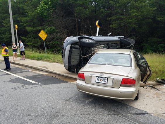 Pilgrim Mill Road wreck