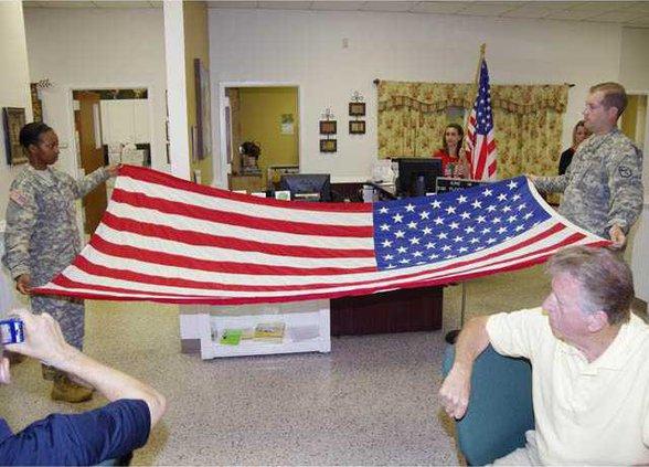 flag day fold 1