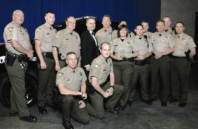 sheriffs award