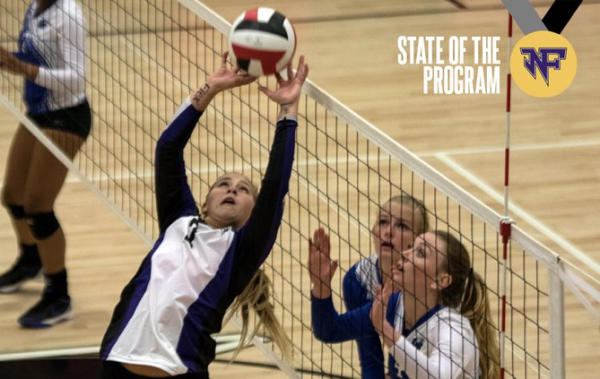 State Of The Program, North Forsyth