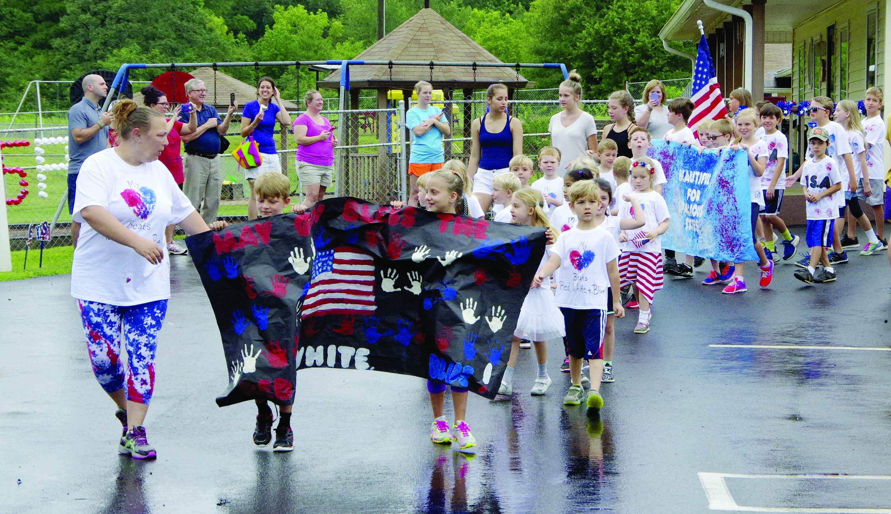 Little Acres Learning Center Parade