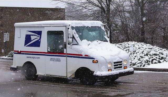 MAIL truck for JS JD