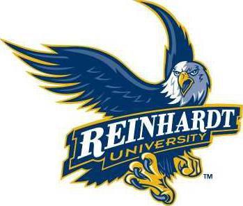 Reinhardt University Eagles Logo