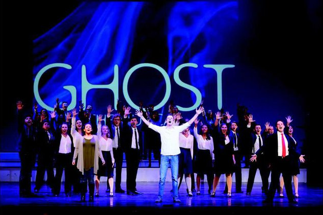 Souths Ghost The Musical