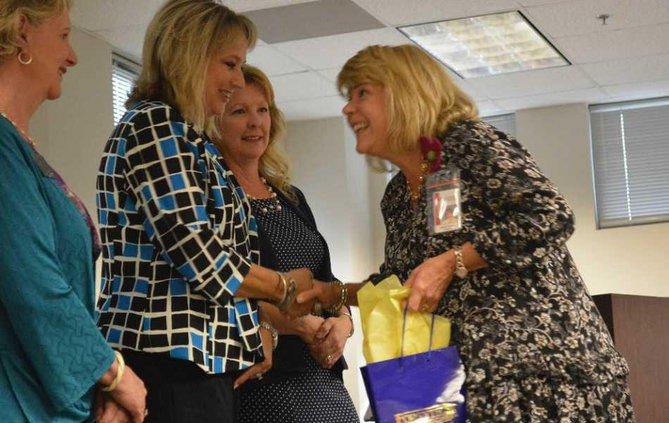 WEB Sheila McNeil is retiring from Cumming Elementary School