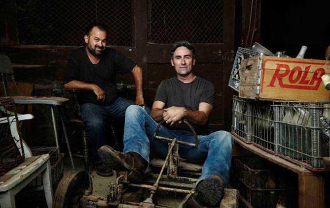 american pickers web
