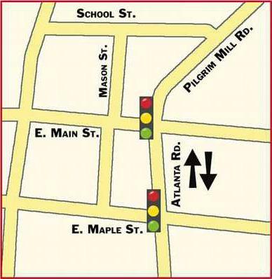 downtown map closer