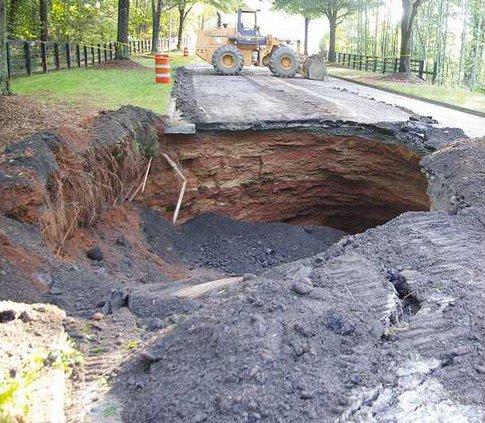 shiloh road repair 2 jd