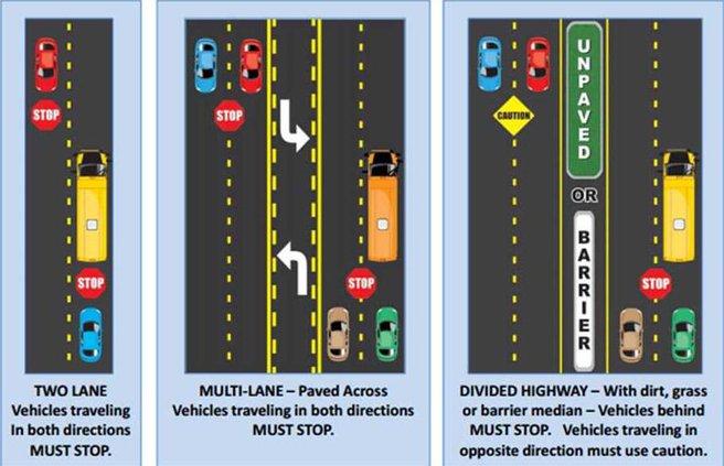 Bus Law Diagram from GADOE WEB