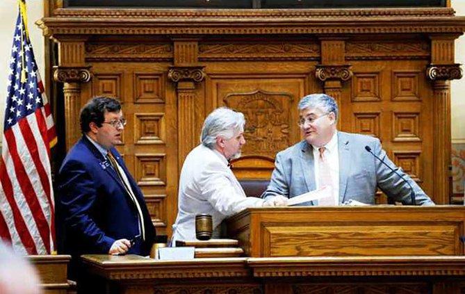 Georgia Legislature Albe 2