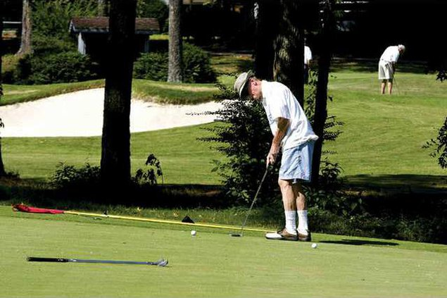 Lanier Golf Course 5 es
