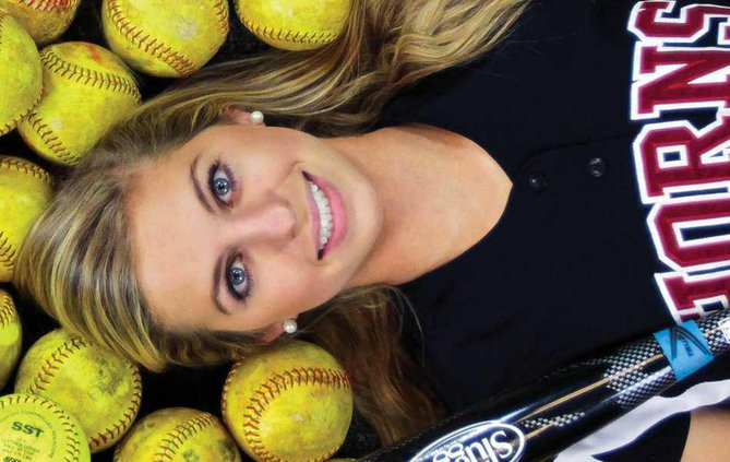Softball POY Huff 112814 web
