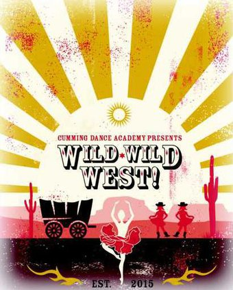 Wild Wild West Show Artwork 2015