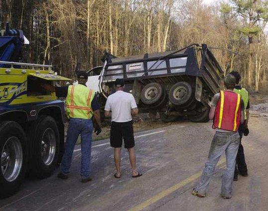dump truck over 4 jd