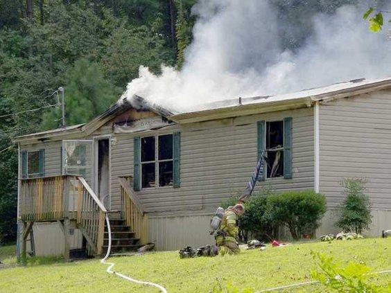WEB1 Mathis fire 1 firefighter