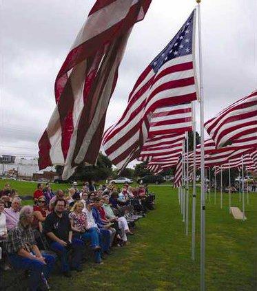 memorial day flags u145B21