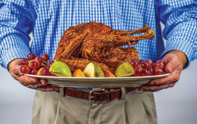 turkey fried