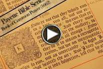 Payette Bible Series: Book of Common Prayer (1662)