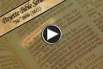 "Payette Bible Series: ""He"" Bible (1611)"