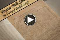 Payette Bible Series: Works of William Tyndale (1573)