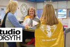 "Studio Forsyth: Children's Healthcare of Atlanta celebrates 100 years; Football ""Civil War"" Preview"