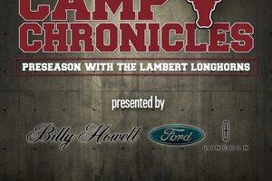 Lambert Camp Chronicles