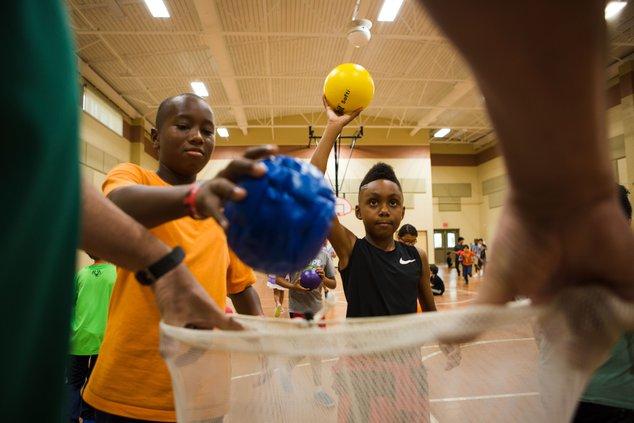 Brandywine Elementary healthiest school