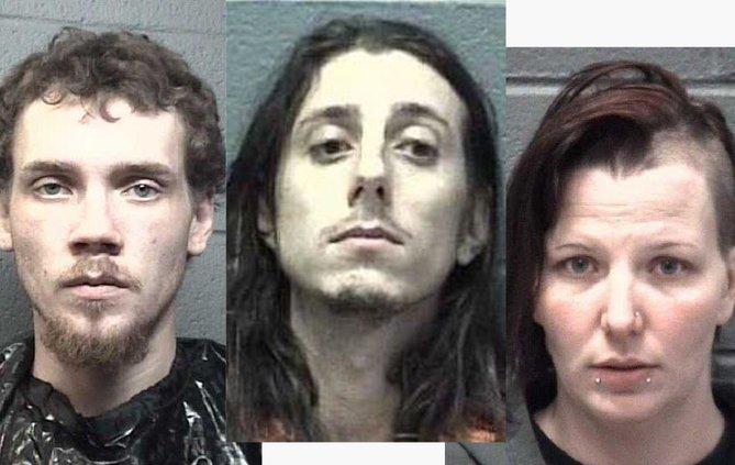 Northeast Forsyth stabbing murder mugs