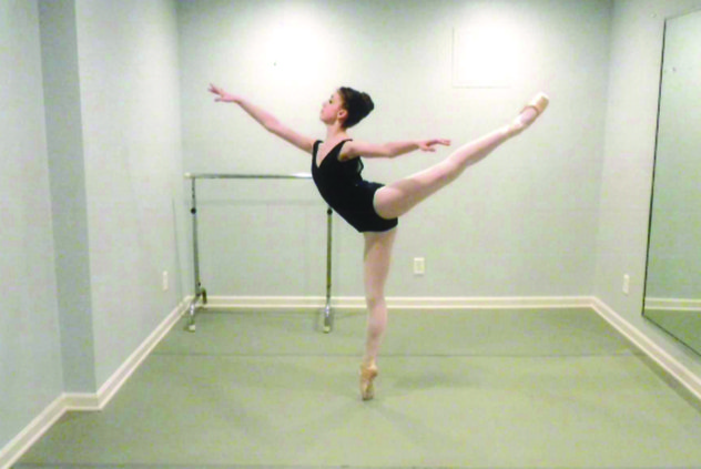 Carrington Moser dancer