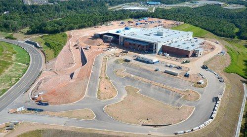 Alliance Academy construction