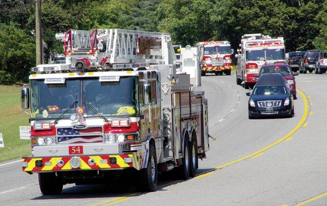 Sandy springs firefighter