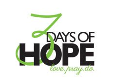 THREE DAYS OF HOPE