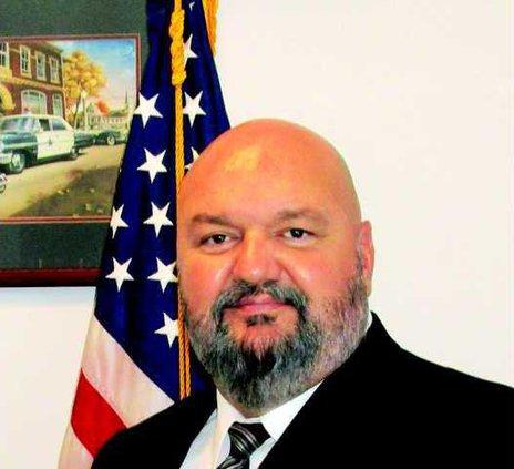 Sheriff Jeff Johnson