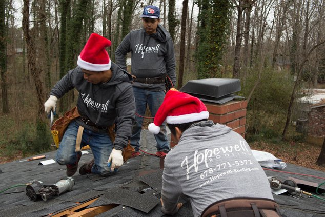 Hopewelll Roofing