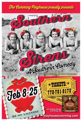 'Southern Sirens'