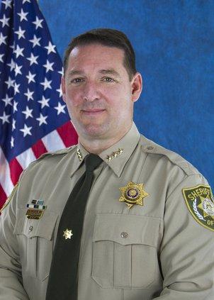 Sheriff Ron Freeman
