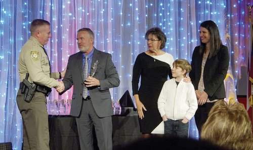Don Hendricks award