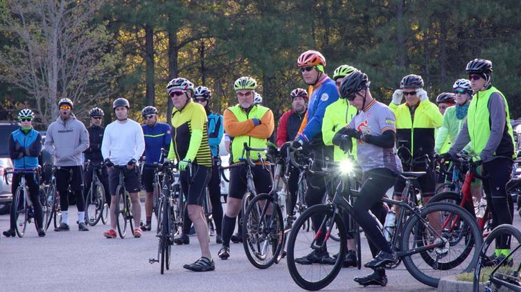 2nd Annual Forsyth Metric Century