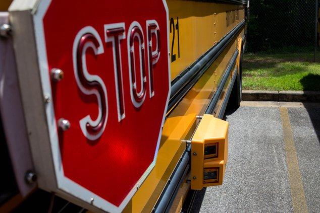 Bus Arm Camera