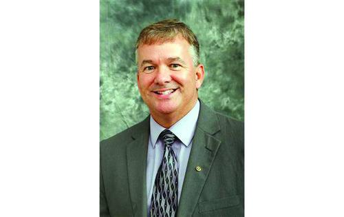 Jeff Bearden, Forsyth County Schools Superintendent