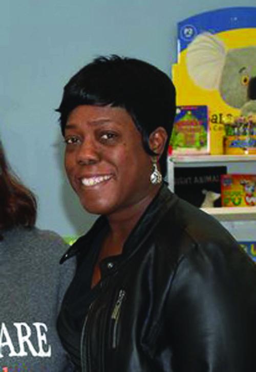 Shandra Dawkins, Executive Director of Family Haven
