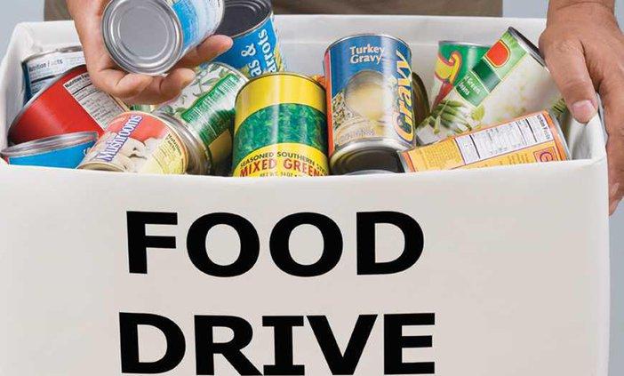 Food drive web