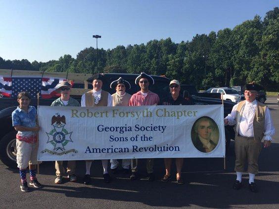 Georgia Society Sons of the American Revolution